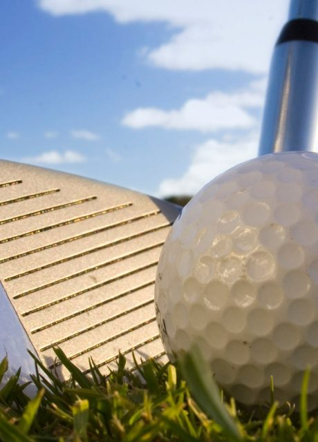 The exSEPPtional Sports Experience: Golf Trophy